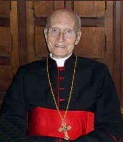 Benedicto XVI muestra su pesar por el fallecimiento del Cardenal Mayer