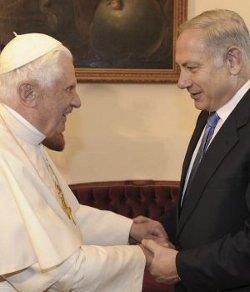 Mejoran las relaciones entre Israel y el Vaticano