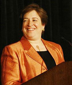 Obama elige a la pro-abortista Elena Kagan como candidata a ocupar un puesto en el Tribunal Supremo