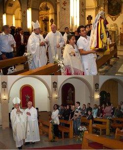 Obispos hispanoamericanos presiden encuentros en Valencia con inmigrantes de sus países