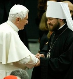 El Papa muestra su solidaridad con la Iglesia Ortodoxa Rusa ante el caso de las Pussy Riot