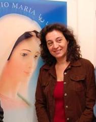 Radio María Argentina aparta a Gabriela Lasanta de la emisora y ella se siente perseguida como Jesucristo