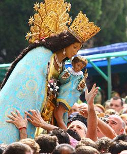 Valencia celebra a su patrona, la Virgen de los Desamparados