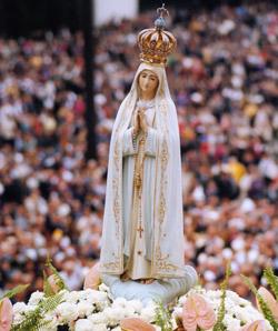 La procesión de Nuestra Señora de Fátima en Barcelona cumple su 40ª edición el próximo 28 de mayo