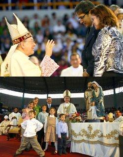 Cardenal Cipriani: «Entre todos los caminos que nos llevan a Dios, la familia es el primero y el más importante»