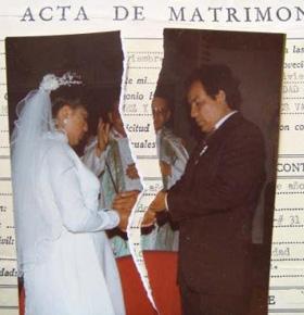 El número de divorcios supera por primera vez el de matrimonios en Chile