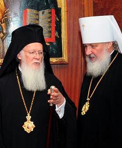 El Patriarca de Constantinopla anuncia un Concilio Panortodoxo