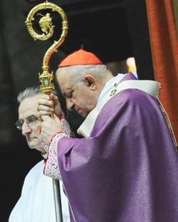 Miles de fieles despiden en Milán a Monseñor Padovese