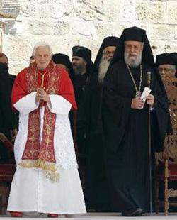 El Papa se muestra convencido de que es posible alcanzar la unidad de los cristianos