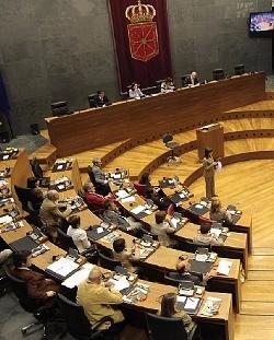El parlamento navarro acuerda que las confesiones religiosas paguen la contribución urbana