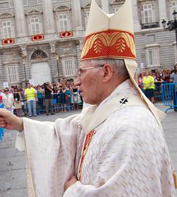 El Cardenal Rouco propone el amor de Dios como respuesta al aborto, los ataques a la familia y la crisis