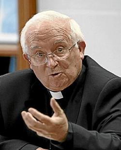 El cardenal Cañizares pidió al Papa volver a tener «el olor de las ovejas»