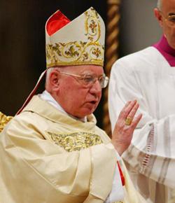 El Cardenal Jorge Medina asegura que la tendencia homosexual es un defecto
