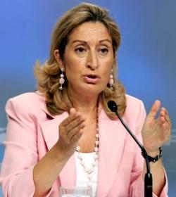 Ana Pastor confirma que el PP derogará la actual ley del aborto si llega a gobernar