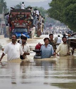 Inundaciones en Pakistán: «A las minorías religiosas son los últimos a los que les llegan las ayudas