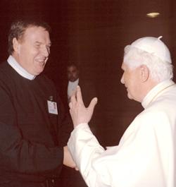 El redentorista William Tobin, nuevo secretario de la Congregación para la Vida Consagrada
