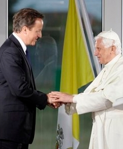 Los obispos católicos advierten a Cameron que la Iglesia no admitirá bodas gays en sus templos