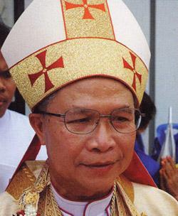 Un obispo de Laos consigue que le permitan llevar a cabo la primera ordenación sacerdotal en 40 años