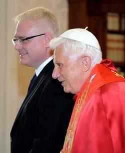 El Papa viajará a Croacia en el primer semestre del 2011