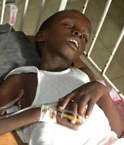 Las ONG alertan de que la situación en Haití es un caos por el brote de cólera