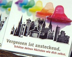Las parroquias de Lucerna repartirán preservativos gratuitamente hasta el miércoles