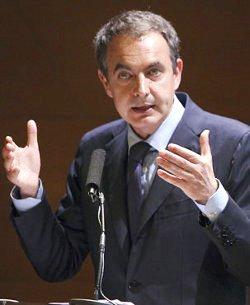 Rodríguez Zapatero asegura que el «matrimonio» homosexual es Marca España