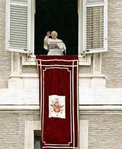 Benedicto XVI: «Si se suprime a Dios del horizonte del mundo no se puede hablar de pecado»