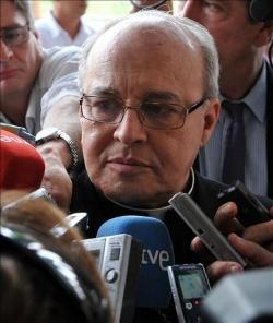 El Cardenal Ortega se reúne con los presos políticos liberados por la intermediación de la Iglesia en Cuba