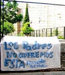 Una asociación pro-abortista imparte talleres de educación sexual en institutos madrileños