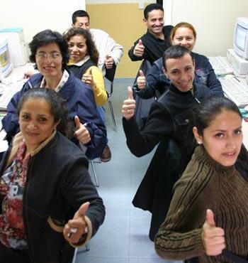 España necesitará cuatro millones y medio de inmigrantes para compensar su baja natalidad