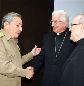El Cardenal Ortega agradece a la dictadura comunista de Cuba su apoyo para construir un seminario en La Habana
