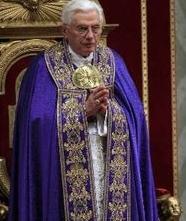Benedicto XVI: «El embrión humano no es un cúmulo de material biológico sino un nuevo individuo de la especie humana»