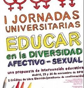 Los sindicalistas y el lobby gay quieren revolucionar la educación sexual en España