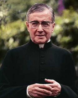'La vida y enseñanzas de san Josemaría iluminará el presente y el futuro de la Iglesia'
