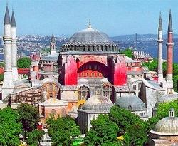 El viceprimer ministro turco sugiere que Santa Sofía será una mezquita