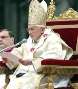 La libertad religiosa es «el camino privilegiado para construir la paz», reitera el Papa