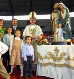 Cardenal Cipriani pide que la protección de la vida y el fortalecimiento de la familia sean los principales «métodos de progreso»