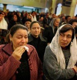 Dieciséis heridos en enfrentamientos entre musulmanes y coptos en Egipto