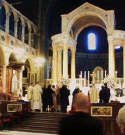 Tres ex-obispos anglicanos son recibidos en la plena comunión con la Iglesia católica