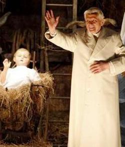 Benedicto XVI: «Nuestro tiempo humano está cargado de sufrimientos pero ya contiene la novedad de Cristo salvador»