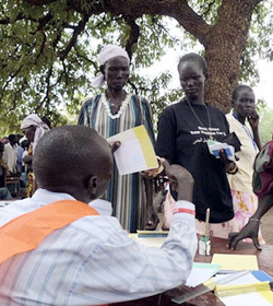 La Iglesia se prepara para acoger con oración la independencia de Sudán del Sur