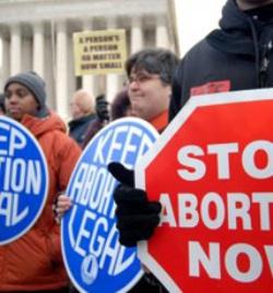 En el aniversario de la Roe v. Wade Obama refuerza su compromiso con el lobby abortista de EE.UU.
