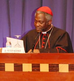 Cardenal Turkson: «La Palabra de Dios es fuente y contenido del compromiso de la Iglesia en el mundo»