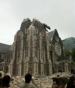 Se acaban las posibilidades de encontrar supervivientes bajo los escombros de Christchurch