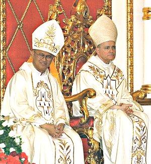 Mons. Palma: «Ninguna calamidad o desastre natural puede apagar el fuego de nuestra esperanza»