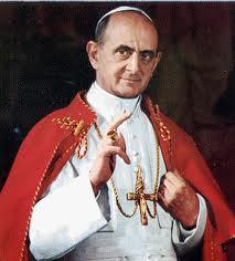 Pablo VI hizo arrodillarse y pedir perdón a un cardenal que criticó la Humanae Vitae