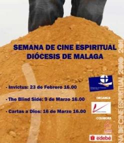 La diócesis de Málaga organiza la proyección de tres películas de contenido espiritual