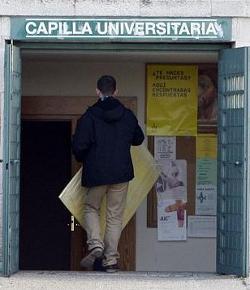 El rector de la Complutense quiere cerrar las capillas católicas de las facultades
