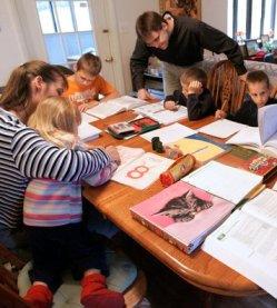 Alemania: condena de cárcel para una madre de doce hijos por no inscribirlos en el programa de educación sexual