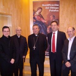 Presentado el libro oficial de la Beatificación de Palafox